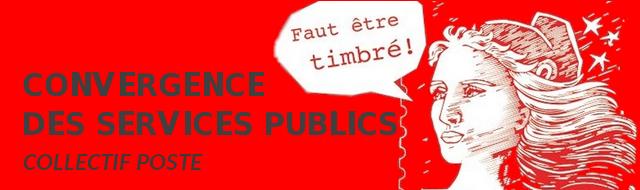 CONVERGENCE DES SERVICES PUBLICS